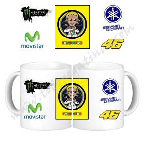 Taza Rossi Yamaha Team