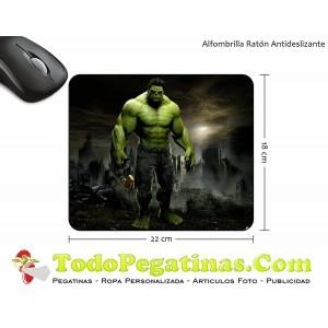 Alfombrilla Hulk