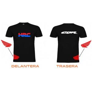 Camiseta Honda CBR HRC