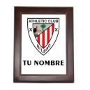 Azulejo Athletic Club Bilbao Personalizado Nombre