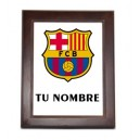 Azulejo FC Barcelona Barça Personalizado Nombre