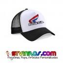 Gorra Logo Honda Tricolor