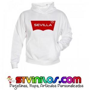 Sudadera Sevilla Logo Tipo Levis