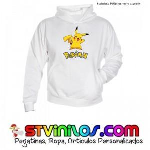 Sudadera Pikachu Pokemon Nintendo