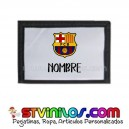 Cartera FC Barcelona Barça Billetera Personalizada