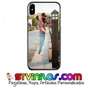 Carcasa Iphone X personalizada con foto