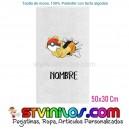 Toalla Pokemon Pokeball