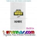 Toalla Fortnite Battle Royal Logo