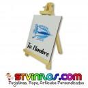 Caballete Alaves clasico azulejo personalizado con nombre