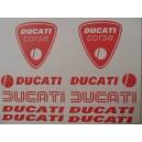 Pegatinas Ducati Modelo 1