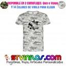 Camiseta Pesca Carp