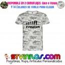 Camiseta Pesca Evolution Pescador