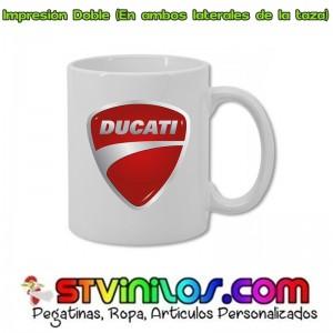 Taza Ducati Logo