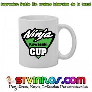 Taza Kawasaki Ninja Cup