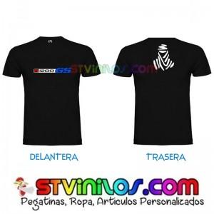 Camiseta BMW R 1200 GS Dakar R1200GS