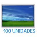 Iman Publicitario Grande 100 unidades